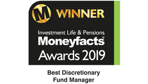 WINNER: Best Discretionary Fund Manager