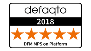 Defaqto, 2017 5 star rating