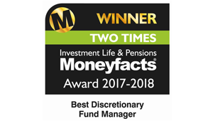 Best Discretionary Fund Manager, 2018